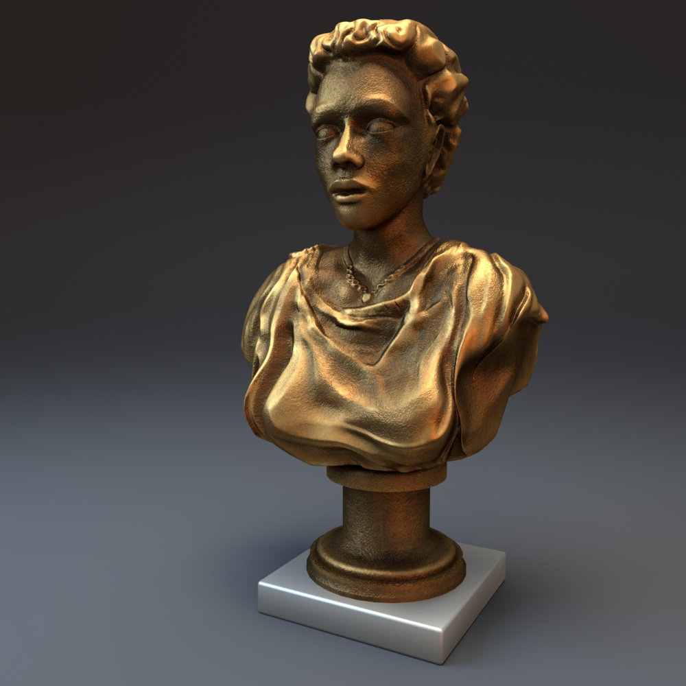 0403_Bronze_sculpture_Finish