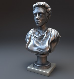 0403_Silver_sculpture_Finish