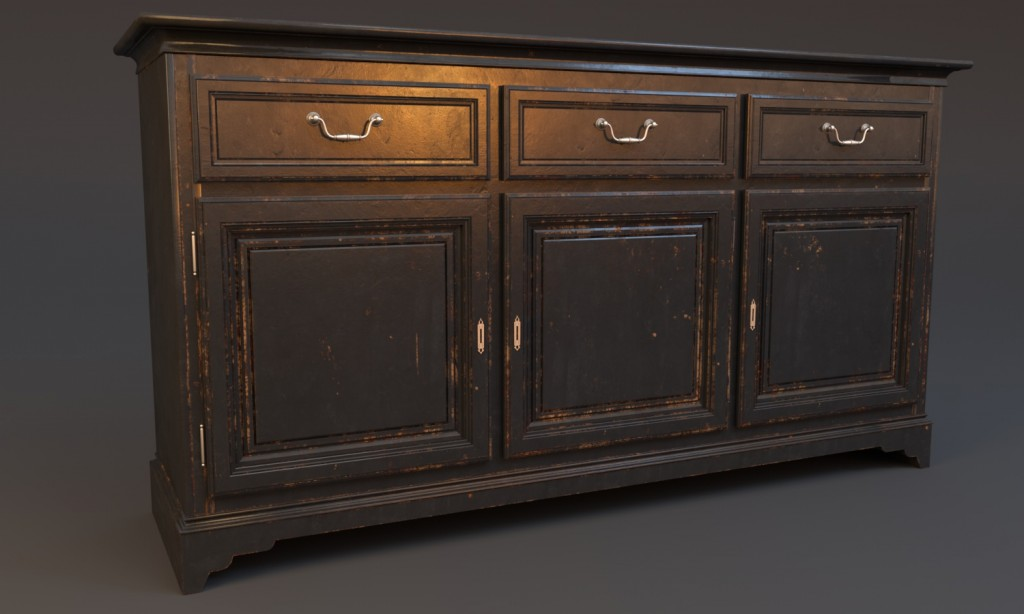 0202_Wood_Painted_sideboard_worn-out_Black