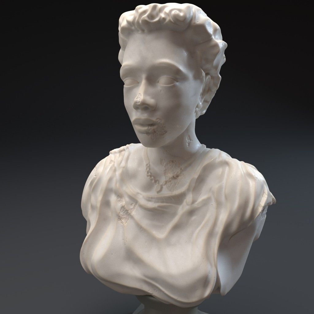 0401_Translusent_Marble_Sculpture_Displacement