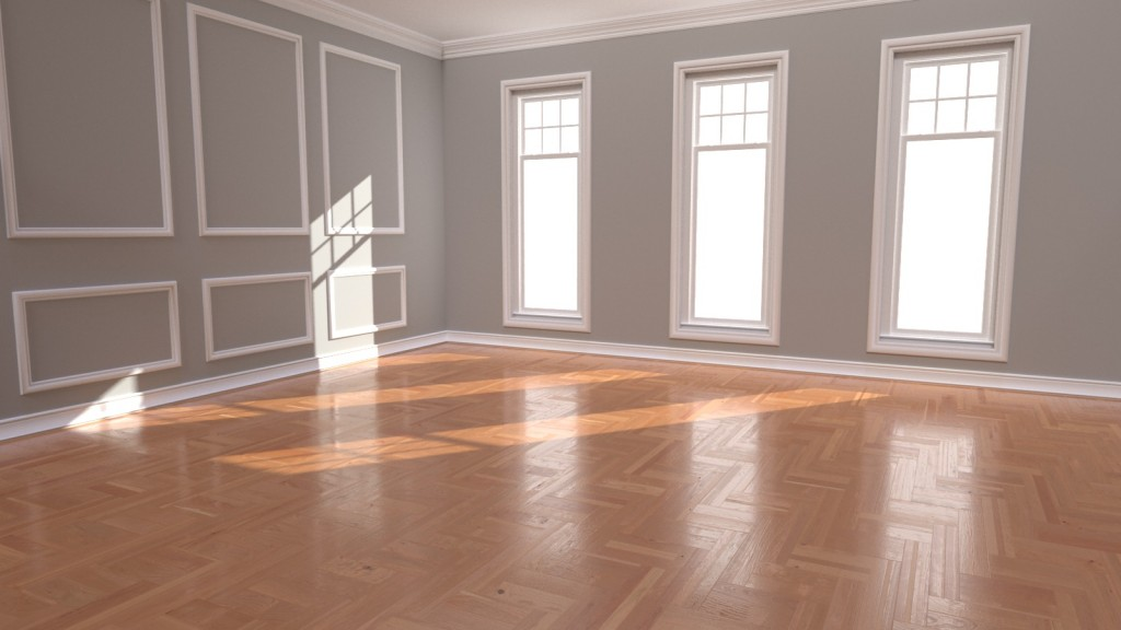 Parquet Glossy With Contrast