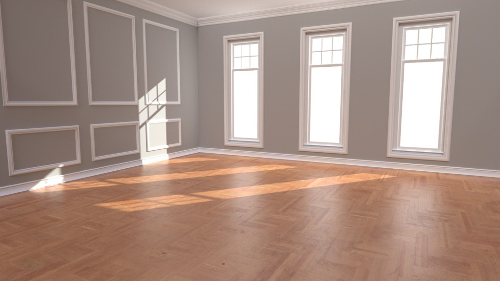 Parquet Smooth Matte Dirty