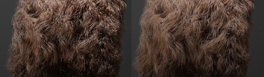 60. Understanding Standard Hair Material in Arnold for 3ds Max