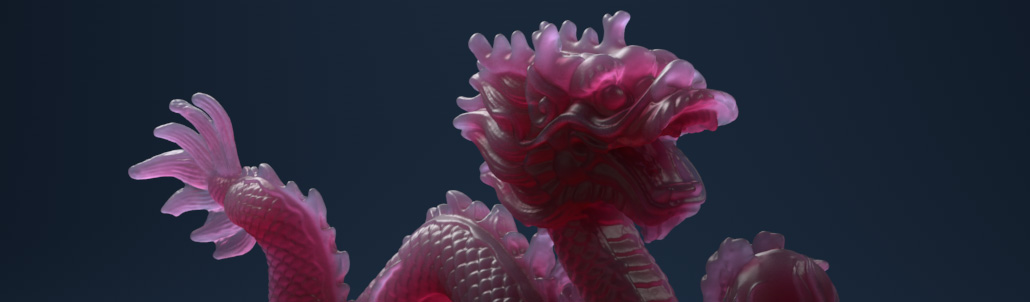 "85. Creating ""The Dragon Shader"" in Arnold for Cinema 4d"