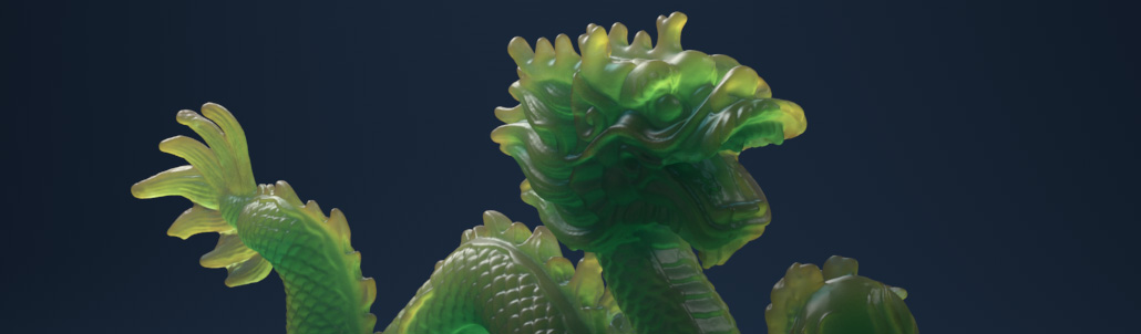 "86. Creating ""The Dragon Shader"" in Arnold for 3ds Max"