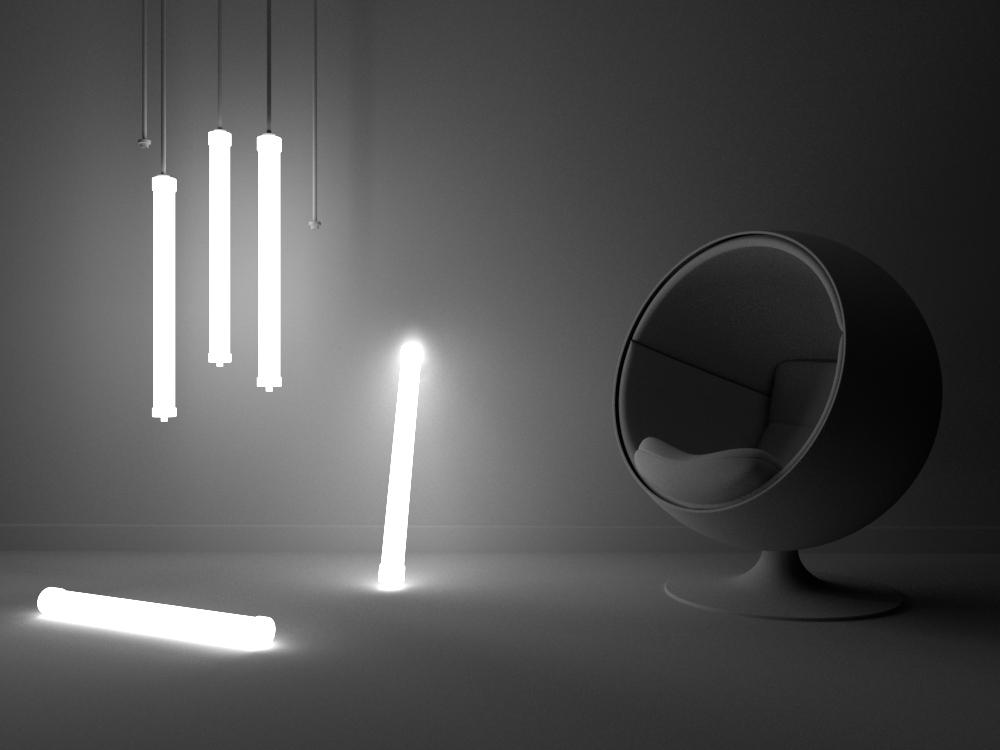 arnold mesh light