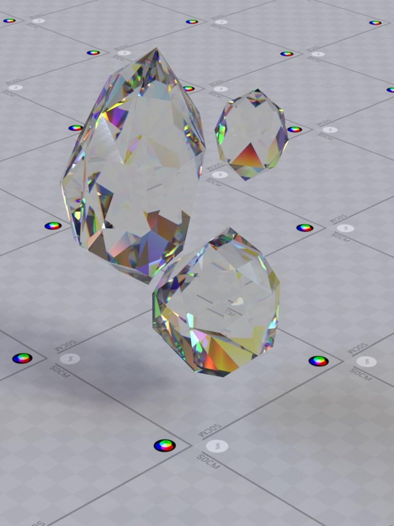 arnold gem material