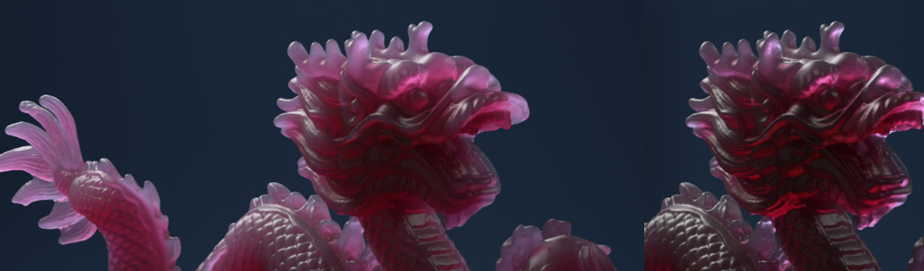 "87. Creating ""The Dragon Shader"" in Arnold for Maya"