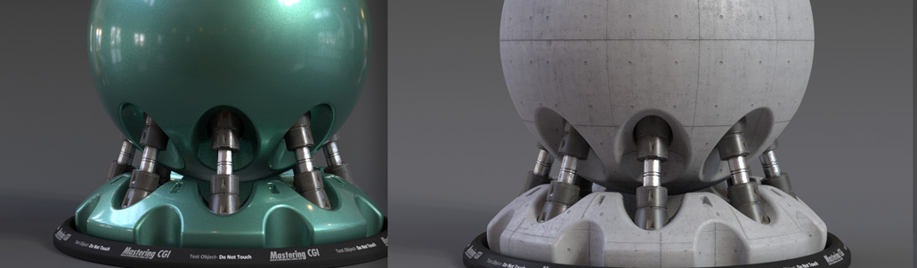 90.  Free Shader Ball for Arnold for Cinema 4d