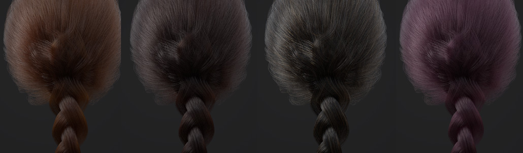 92. Understanding Standard Hair Shader in Arnold for Maya