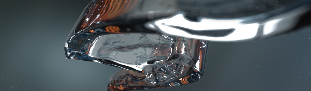 100  3D Liquid Logo Animation with RealFlow and Cinema 4d | Full