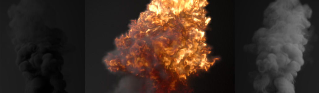 99. Rendering realistic Explosion and Smoke in Arnold for Maya