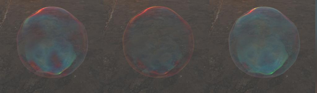 Bubbles MtoA