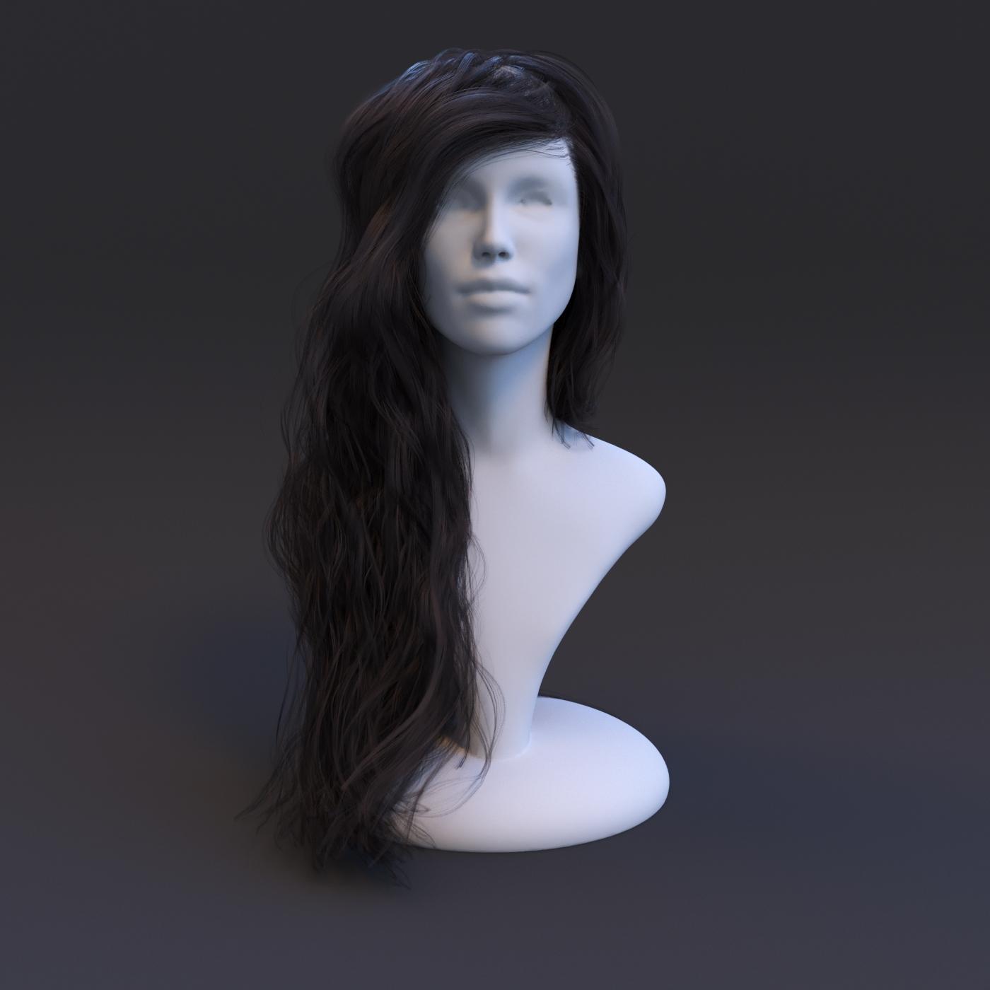 0310_Hair_Material_10_Black