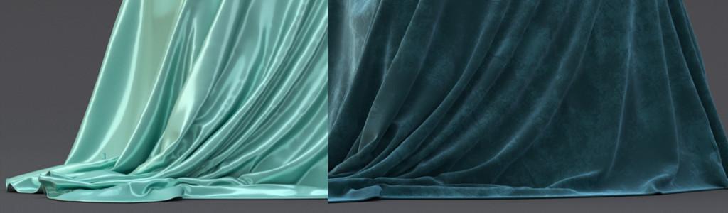Fabric Corona