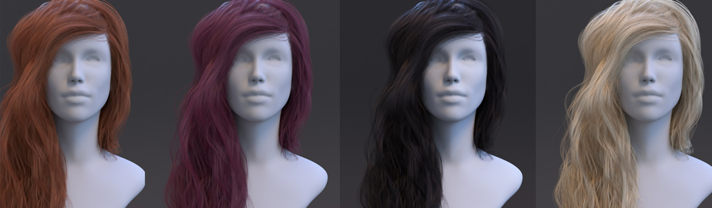 123. Understanding Corona Hair Material in 3ds Max