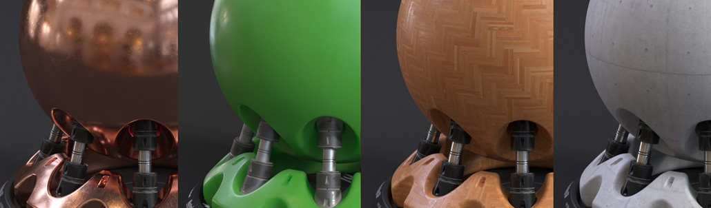 127. Corona for Cinema 4d | Creating Realistic Plastic, Wood, Concrete & Metal Materials